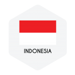 Recruitbee Indonesia Flag