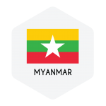 Recruitbee Myanmar flag