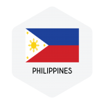 Recruitbee Philippine Flag